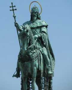 St. Stephen of Hungary