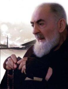 St. Pius of Pietrelcina (Padre Pio).